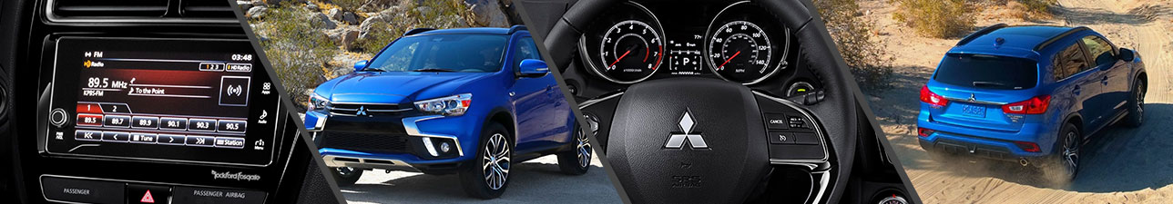 New 2018 Mitsubishi Outlander Sport for Sale West Palm Beach FL