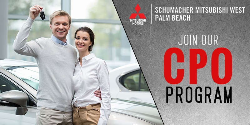 Why Choose Mitsubishi Certified PreOwned West Palm Beach FL - Mitsubishi cpo