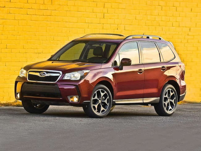 Used 2016 Subaru Forester 2.5i Limited SUV in Delray Beach