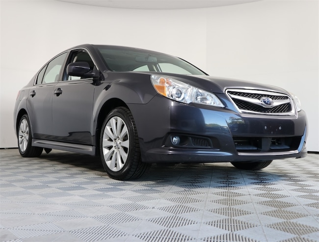 Used 2012 Subaru Legacy 2.5i Limited (CVT) Sedan in Delray Beach