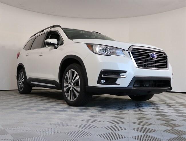 New 2019 Subaru Ascent Limited 8-Passenger SUV in Delray Beach