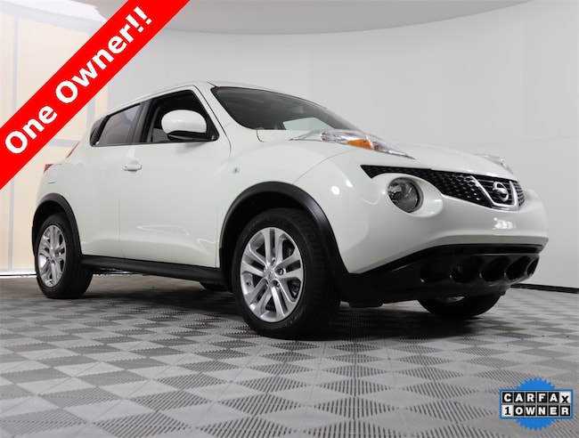 Pre-Owned 2012 Nissan Juke SV (CVT) SUV for sale in Delray Beach, FL