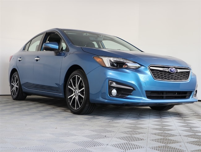 Used 2018 Subaru Impreza 2.0i Limited Sedan in Delray Beach