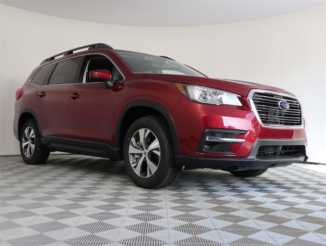New 2019 Subaru Ascent Premium 7-Passenger SUV in Delray Beach
