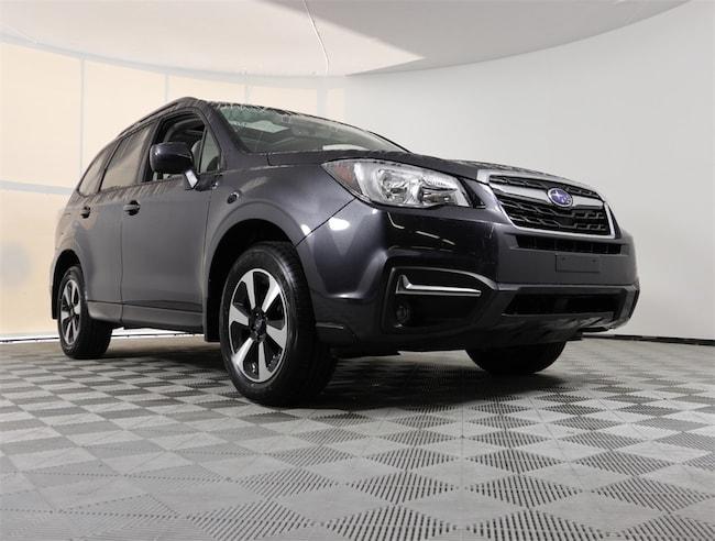 Used 2017 Subaru Forester 2.5i Premium SUV in Delray Beach
