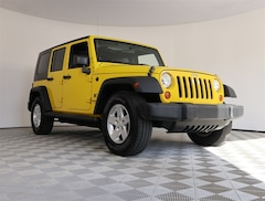 Pre-Owned 2008 Jeep Wrangler Unlimited X SUV for sale in Delray Beach, FL