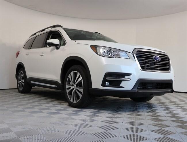 New 2019 Subaru Ascent Limited 7-Passenger SUV in Delray Beach