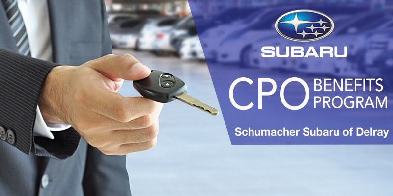 Subaru CPO Benefits Program