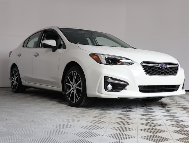 Certified 2018 Subaru Impreza 2.0i Limited Sedan in Delray Beach