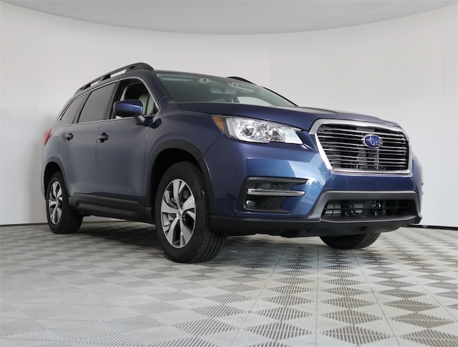 New 2019 Subaru Ascent Premium 8-Passenger SUV in Delray Beach