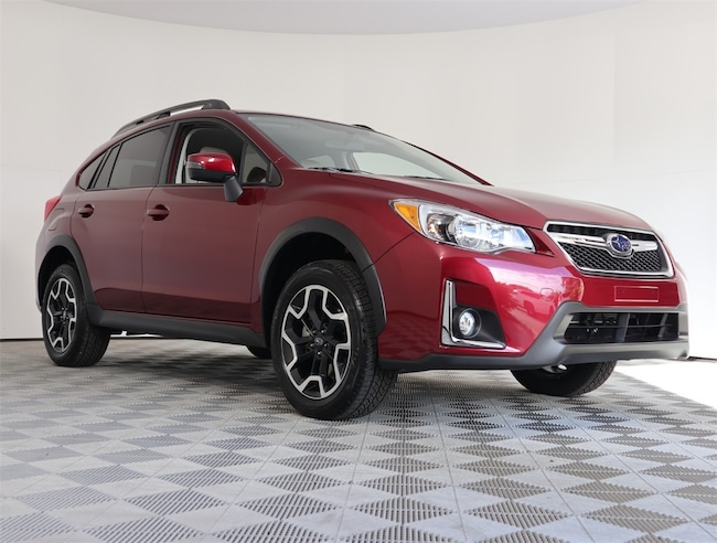 Used 2016 Subaru Crosstrek 2.0i Limited SUV in Delray Beach