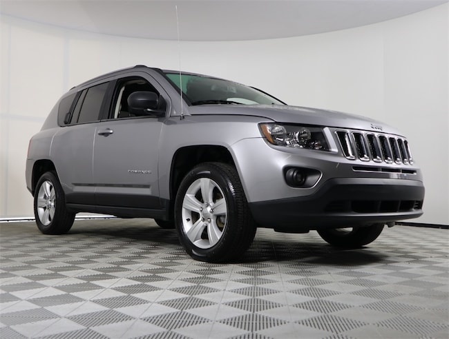 Certified Pre-Owned 2016 Jeep Compass Sport SUV for sale in Delray Beach, FL