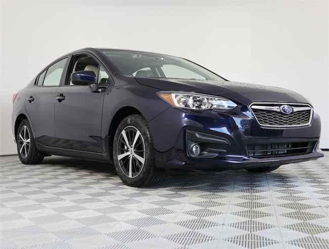New 2019 Subaru Impreza 2.0i Premium Sedan in Delray Beach