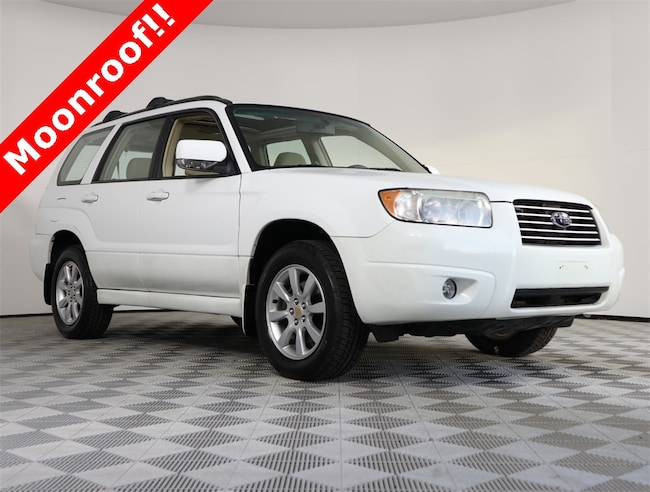 Pre-Owned 2008 Subaru Forester 2.5 X w/Premium Package SUV for sale in Delray Beach, FL