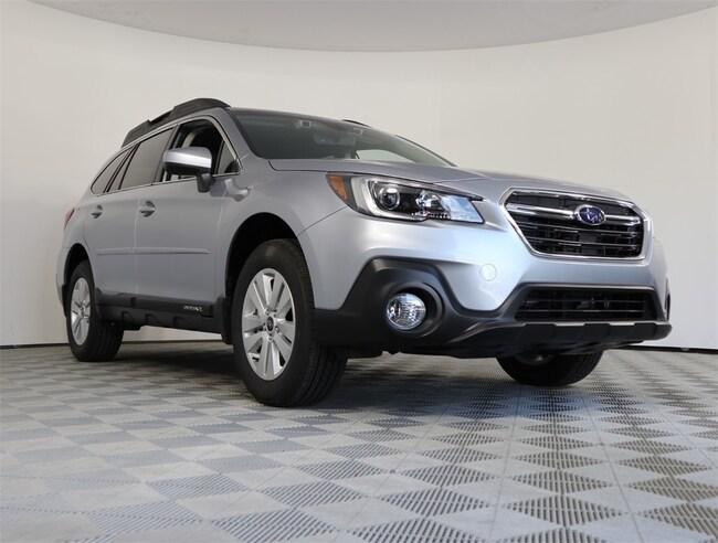 New 2019 Subaru Outback 2.5i Premium SUV in Delray Beach