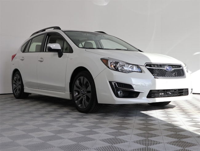 Certified 2016 Subaru Impreza 2.0i Sport Limited 5-door in Delray Beach