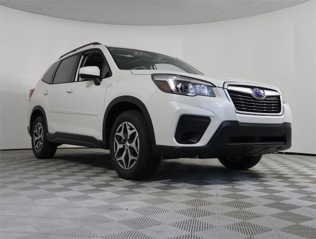 New 2019 Subaru Forester Premium SUV in Delray Beach