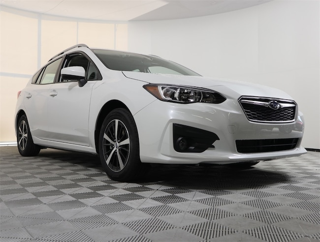 New 2019 Subaru Impreza 2.0i Premium 5-door in Delray Beach