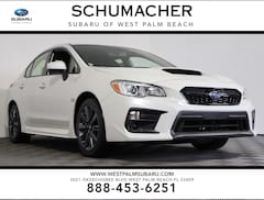 New 2019 Subaru WRX Sedan in West Palm Beach, FL at Schumacher Subaru