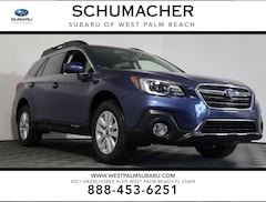 New 2019 Subaru Outback 2.5i Premium SUV in West Palm Beach, FL at Schumacher Subaru