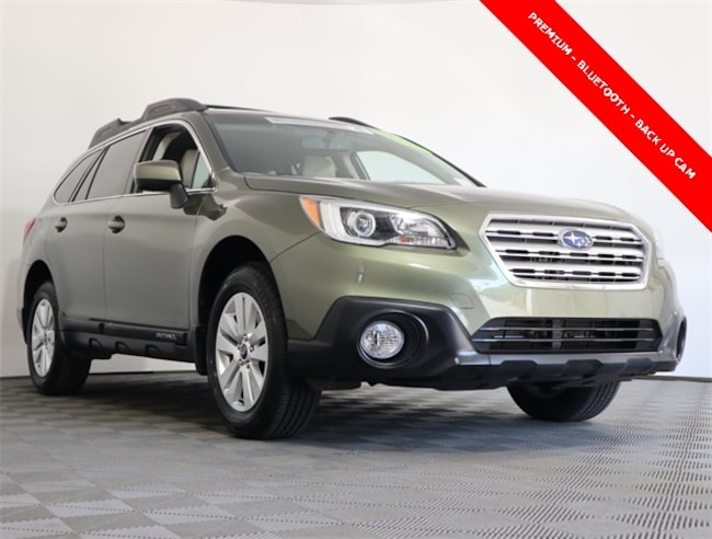 Used 2016 Subaru Outback 2.5i SUV for sale in West Palm Beach, FL