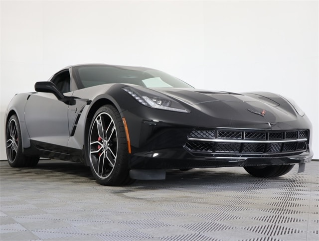 2015 Chevrolet Corvette Stingray Z51 Coupe