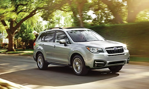 2018 Subaru Forester Special Offer