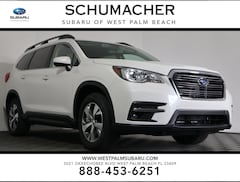 New 2019 Subaru Ascent Premium 8-Passenger SUV in West Palm Beach, FL at Schumacher Subaru