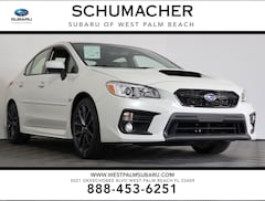 New 2019 Subaru WRX Premium (M6) Sedan in West Palm Beach, FL at Schumacher Subaru