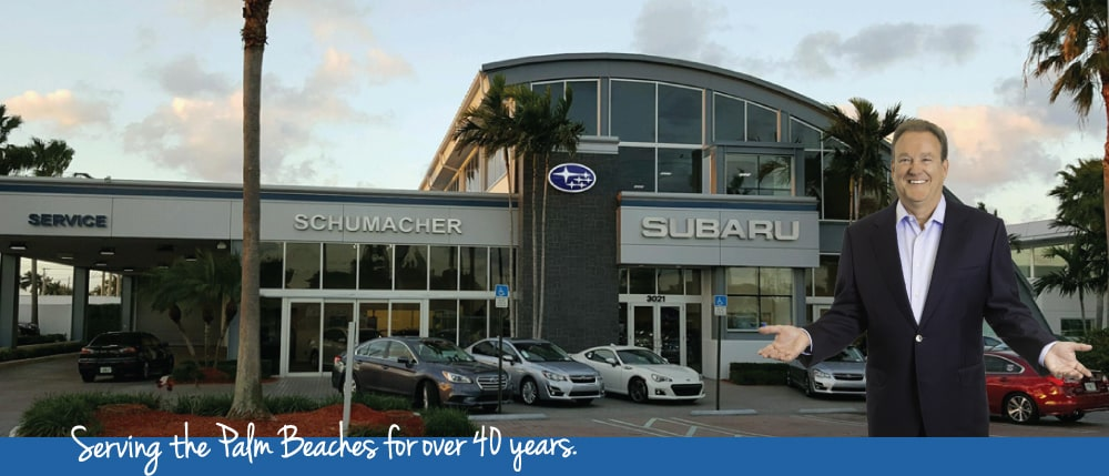 Subaru Service Center in West Palm Beach, FL