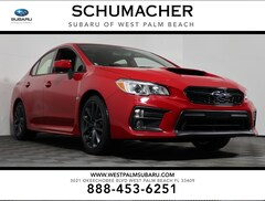 New 2019 Subaru WRX Premium (M6) Sedan in West Palm Beach, FL at Schumacher Subaru