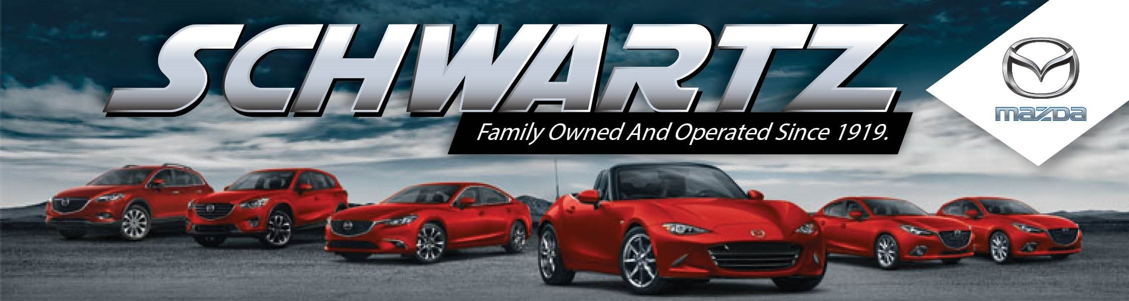 Schwartz Mazda New Mazda Dealership In Shrewsbury NJ - Mazda dealerships in maine