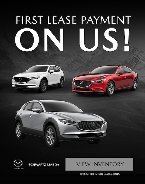 1st Lease Payment on US!