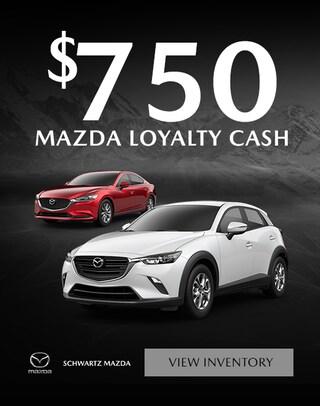 $750 Loyalty