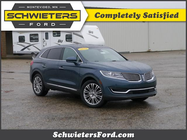 2016 Lincoln MKX AWD  Reserve SUV