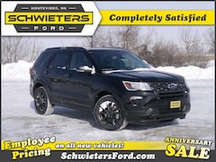 2019 Ford Explorer XLT 4WD SUV for sale in Montevideo, MN