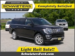 2019 Ford Expedition Max Limited 4x4 SUV for sale in Montevideo, MN