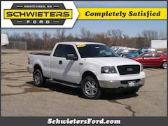 2005 Ford F-150 Supercab 145 XLT 4WD Truck