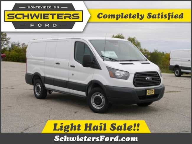 2018 Ford Transit Van T-250 130 Low Rf 9000 Gvwr Swing-Out RH Dr Van