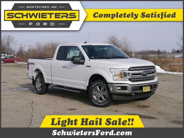 2019 Ford F-150 4WD Supercab 6.5 Box Truck