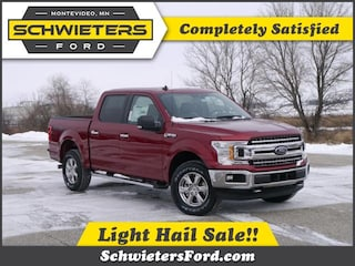 2019 Ford F-150 4WD Supercrew 5.5 Box Truck