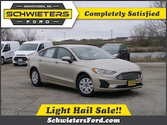 2019 Ford Fusion S Sedan for sale in Montevideo, MN