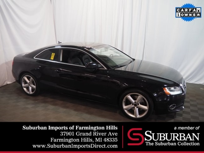 Used 2010 Audi A5 For Sale Farmington Hills Mi Waulfafr2aa065626
