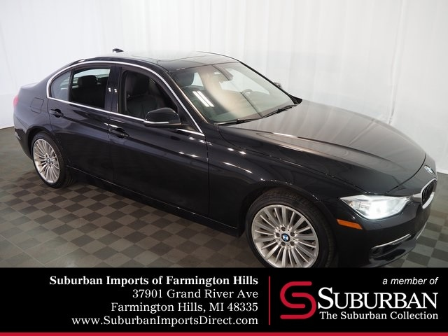 used 2013 bmw 335i for sale at the suburban collection | vin