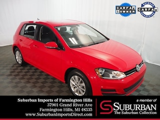 2016 Volkswagen Golf TSI S 4-Door Hatchback