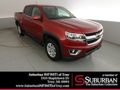 2016 Chevrolet Colorado LT Truck Crew Cab in Michigan