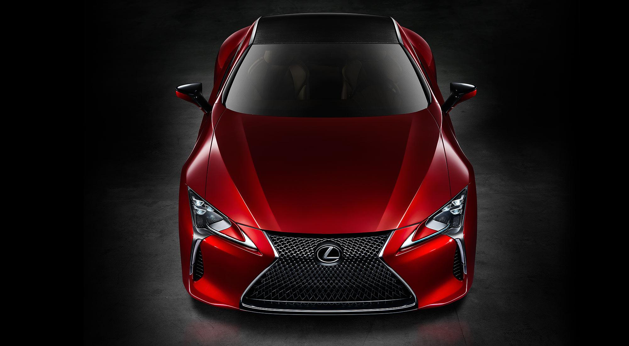 Lexus LC 500 Concept