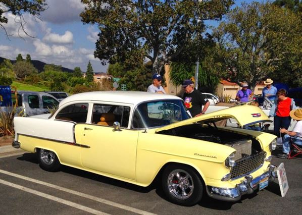 Laguna Woods Village Car Show