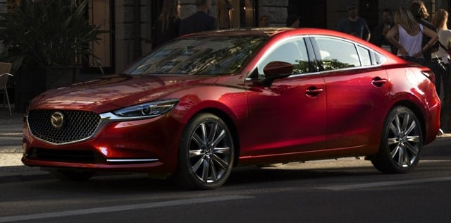 ... Vs 2018 Honda Accord. 2018 Mazda6