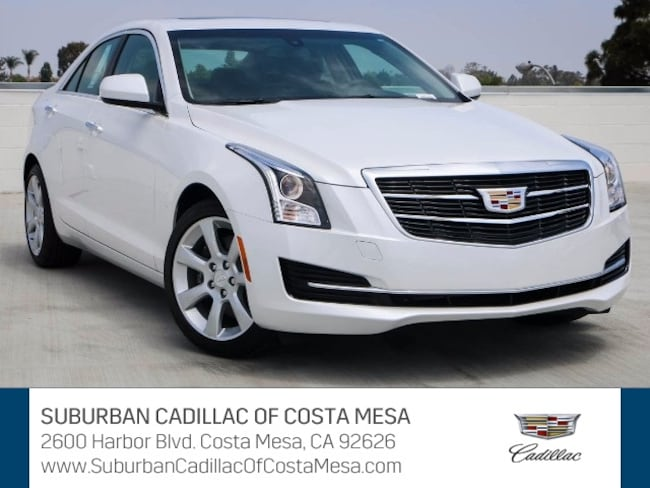 2016 CADILLAC ATS 2.0L Turbo Standard Sedan